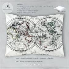 full size of vintage map bedding vintage old map duvet cover antique map of the world