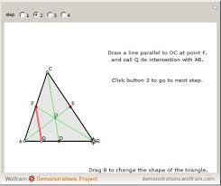 centroid of a equilateral triangle. related links. triangle centroid of a equilateral e