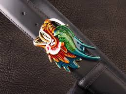 Mens Rainbows Size Chart Hot Rainbow Dragon Leather Belts With Original Box Good Quality Cowhide Belts For Men Women Genuine Leather Girdle Famous Brand Mens Belts Belt Size