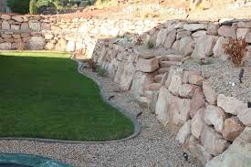 rock retaining walls st george ut