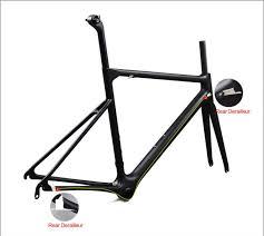 super light carbon road bike frame