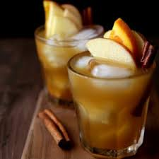 Apple Cider Cocktail - Completely Delicious Old-fashioned
