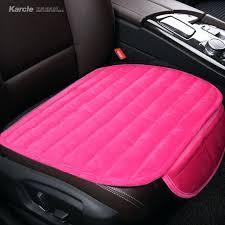 velvet seat cushions plush car seat covers soft velvet seat cushion plush driving seats protector for round velvet chair cushions