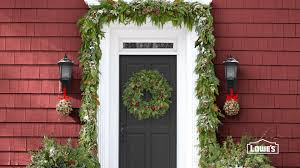 christmas front door decorationsHoliday Front Door Decorating Ideas  YouTube