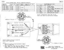 4 wire trailer plug diagram & trailer wiring diagram light plug 7 way semi trailer plug wiring diagram at 7 Round Trailer Plug Diagram