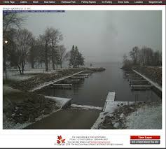 Decorating red door resort photos : Snow on the Red Door webcam - Mille Lacs Lake   In-Depth Outdoors