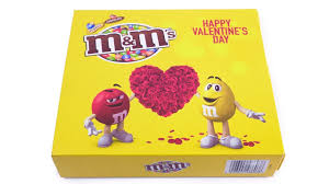 m m s valentine s day gift pack opening