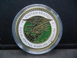 Us Naval Special Warfare Command Encapsulated For
