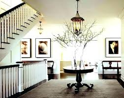 decorating the foyer entrance entry table round pedestal entry table entryway round tables architecture foyer entry