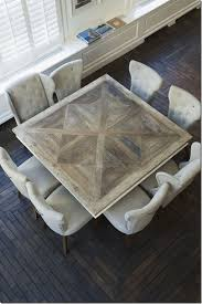 square wood dining tables. Brilliant Dining Amazing 279 Best Dining Images On Pinterest Side Chair Chairs And  For Square Rustic Table Wood Tables N