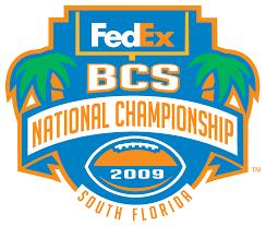 Florida Depth Chart 2009 2009 Bcs National Championship Game Wikipedia