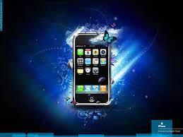 Iphone, 3g, Blue, Fantasy - Free Stock ...