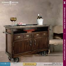 wine and bar cabinet. Howard Miller Industrial Wine And Bar Console Cabinet On The Wheels S