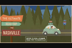 grand ole opry summer road trip win one 1 200 visa gas gift card