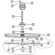 am hobart dishwasher wiring diagram am discover your wiring upper wash assembly am14 hobarttype parts