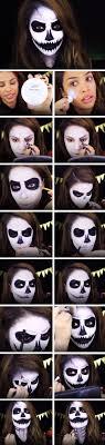 23 Creative DIY Halloween Makeup Ideas