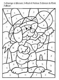 number coloring pages preschool number coloring pages preschool numbers 1 picture 2 for toddlers number coloring