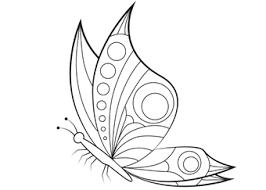 Vlinders En Bloemen Kleurplaten Kleurplaten Vlinders 26 Gratis