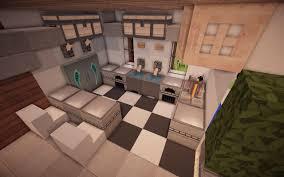 Minecraft Kitchen Furniture Minecraft Fancy Kitchen