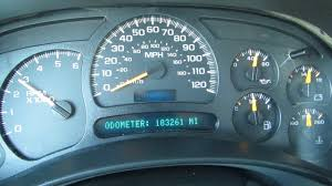 2005 Chevrolet Silverado 1500 Instrument Cluster Dallas Fort Worth ...