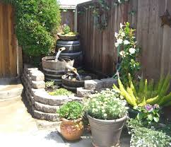 great outdoor water fountains designs home made water fountain ideas interior exteriors