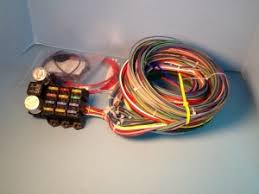 rebel wire wire kits for real rods rebel wire 16 circuit right hand drive wiring harness