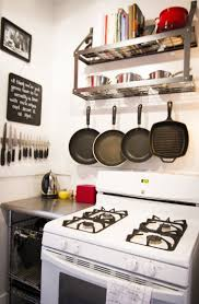 Small Apartment Kitchen Storage 17 Best Ideas About Small Kitchen Space Savers On Pinterest