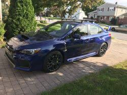 Fairing Recommendation For Thule Roof Rack On 2019 Subaru
