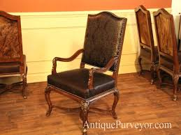 dining arm chairs upholstered upholstered dining arm chairs elegant brown luxurious hair hide upholstered dining room