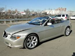 Coupe Series bmw 645 convertible : 2005 BMW 645 Ci 4.4L V8 32V Automatic RWD Convertible Repairable ...