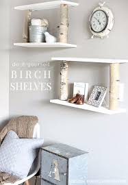 Wall Shelving Units For Bedrooms Custom 48 Brilliantly Creative DIY Shelving Ideas