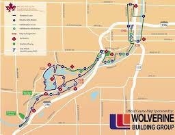 Grand Rapids Marathon Elevation Chart Detroit Runner Grand Rapids Marathon Race Review