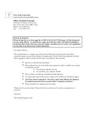 Sample Cover Letter For Student Visa Application Us Ameliasdesalto Com