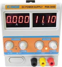 <b>ELEMENT 305D</b>, Источник <b>питания</b>, 0-30V-5A 2xLCD | купить в ...