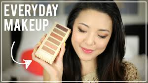 frmheadtotoe shows you the perfect everyday makeup using lorac s skinny palette in