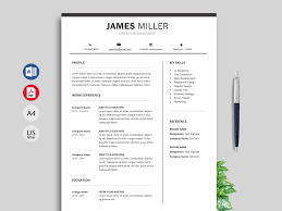 2020 Latest Cv Format Free Resume Cv Templates In Word Format 2019 Resumekraft