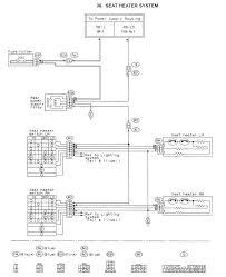 subaru seat heater wiring wiring diagram basic