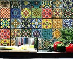 decorative ceramic tile wall art designs best mosaic ideas deco e30 art