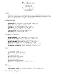 Download Now Funky Radio Host Resume Objective S Example Resume