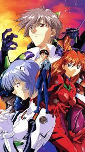 1080x1920 Neon Genesis Evangelion HD ...