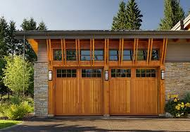 craftsman style garage doorsHow to Choose the Right Style Garage for your Home  Freshomecom