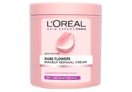 l oreal makeup removal cream for dry