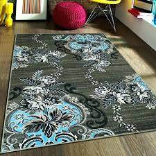gray and aqua area rug blue brown rug aqua blue area rugs 8 x large aqua gray and aqua area rug