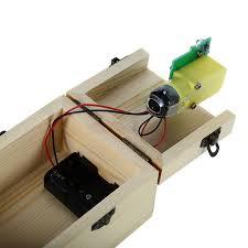 Maikou Wooden Creative Puzzle Toy Magic Box - Light Yellow - Free ...