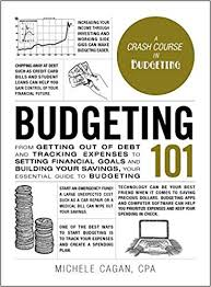 Financial Tracking Budgeting 101 From Getting Out Of Debt And Tracking