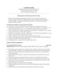Teachers Resume Objectives – Hflser