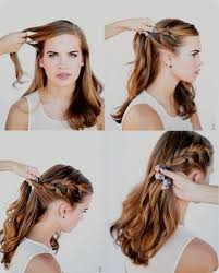 Bilder Von Frisuren F R Lange Haare Zum Nachmachen Die Coolsten