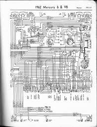 mercury wiring diagrams the old car manual project 1962 6 v8 meteor