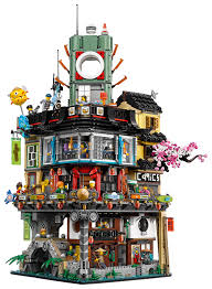 LEGO® The LEGO Ninjago Movie NINJAGO® City 70620