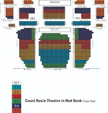 Count Basie Seating Chart Star Wars A New Hope In Concert